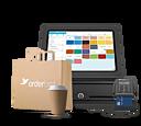 Orderbird gra pro POS takeaway bags