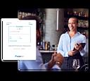 Orderbird gra pro voucher header DE