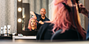 Orderbird img mini hairdresser in mirror