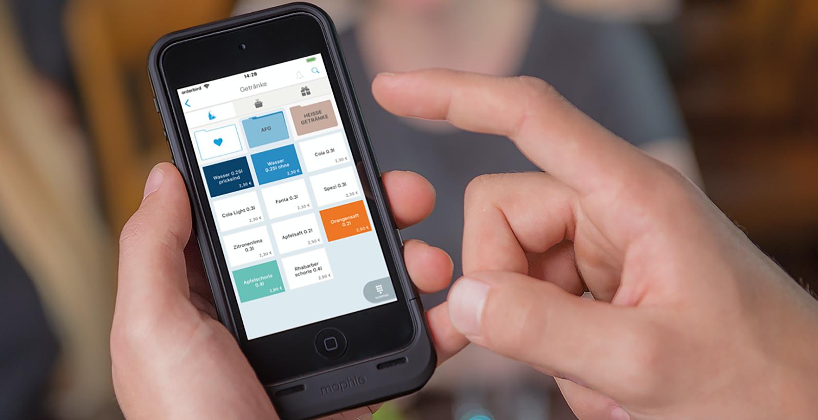 Orderbird funkbonieren ipod preview