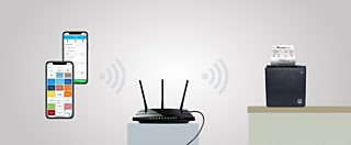 What is wireless ordering?