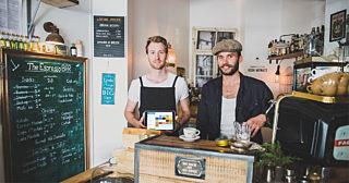 Manfredas und Paul, The Espresso Bar – Café in Frankfurt am Main