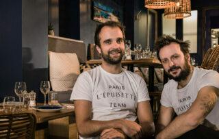 Sébastien & Nicolas, L'Épuisette - Restaurant à Paris
