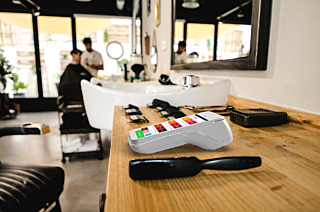 MINI by orderbird Kassensystem für Friseure