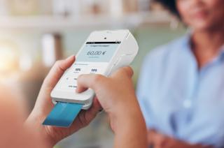 Sichere und kontaktlose Kartenzahlung