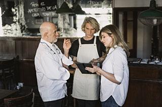 Kurzarbeitergeld für Gastronomie beantragen