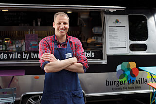 Jürgen - Burger de Ville Foodtruck