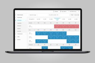 Digitale Personalplanung für mehr Übersicht