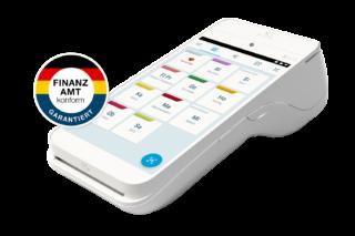 Orderbird grph mini device grid finanzamtkonform