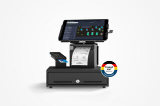 Orderbird grph pro pos with guestmanagement open