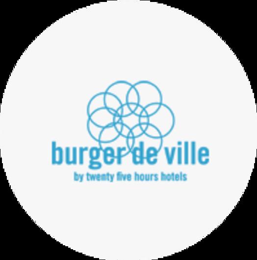 Logo Burger de Ville