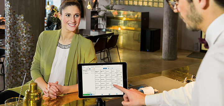 PayPal-App Check-In: Übersicht der Läden