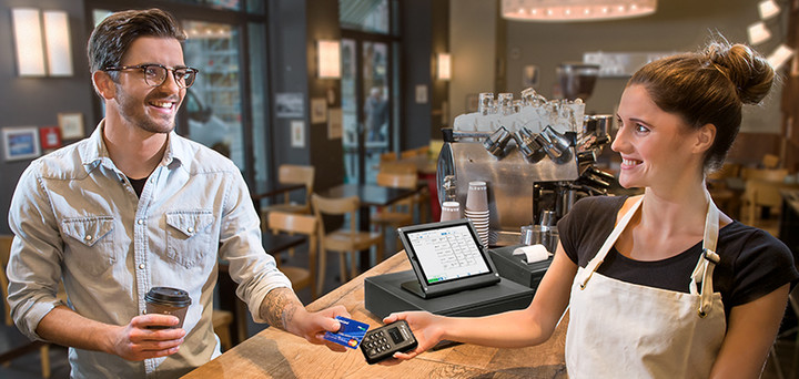 Synchronise the POS system with my.orderbird