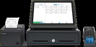 Caisse enregistreuse iPad orderbird, imprimante, tiroir-caisse et terminal de paiement