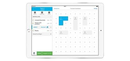 iPad-Kassensystem mit Tischplan