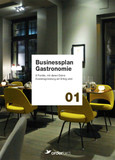 E-Book Cover Businessplan Gastronomie