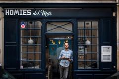 Homies del Mar Paris Bistro Aussenansicht