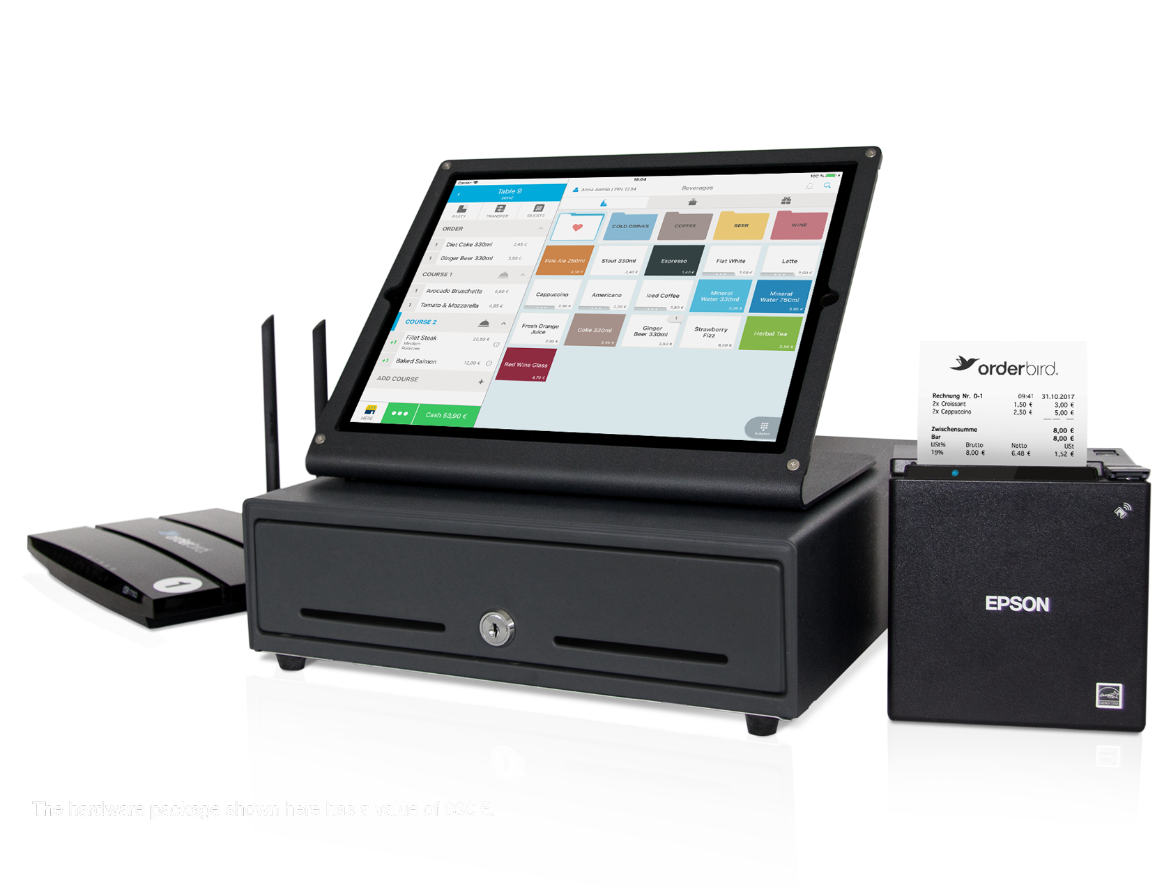Ipad Pos System For Restaurants Prices