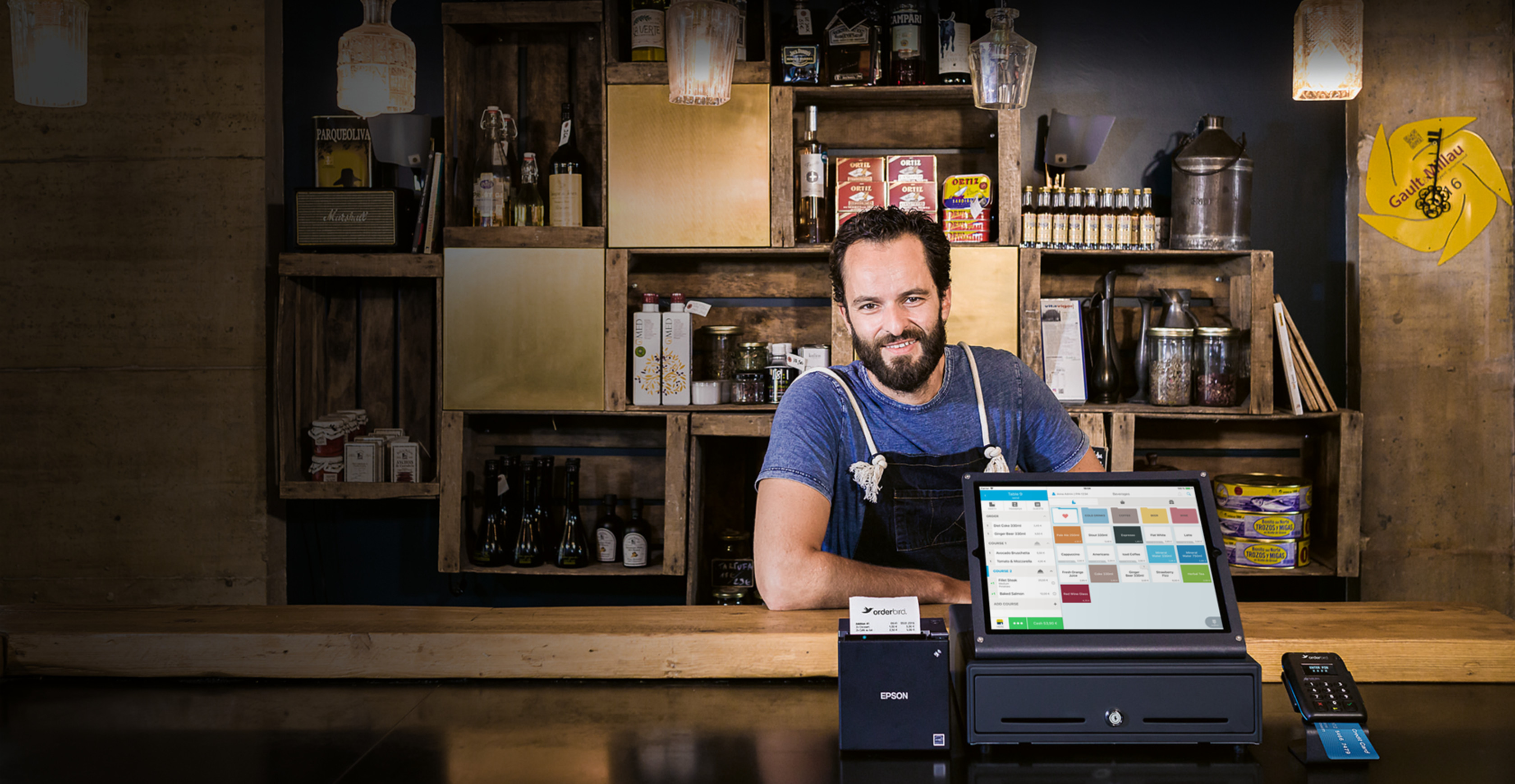 No 1 Ipad Pos System For The Hospitality Industry Orderbird