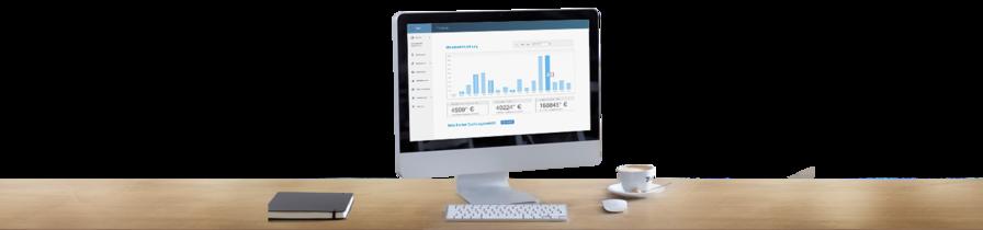 my.orderbird Datenzentrale auf iMac - immer alles im Blick!