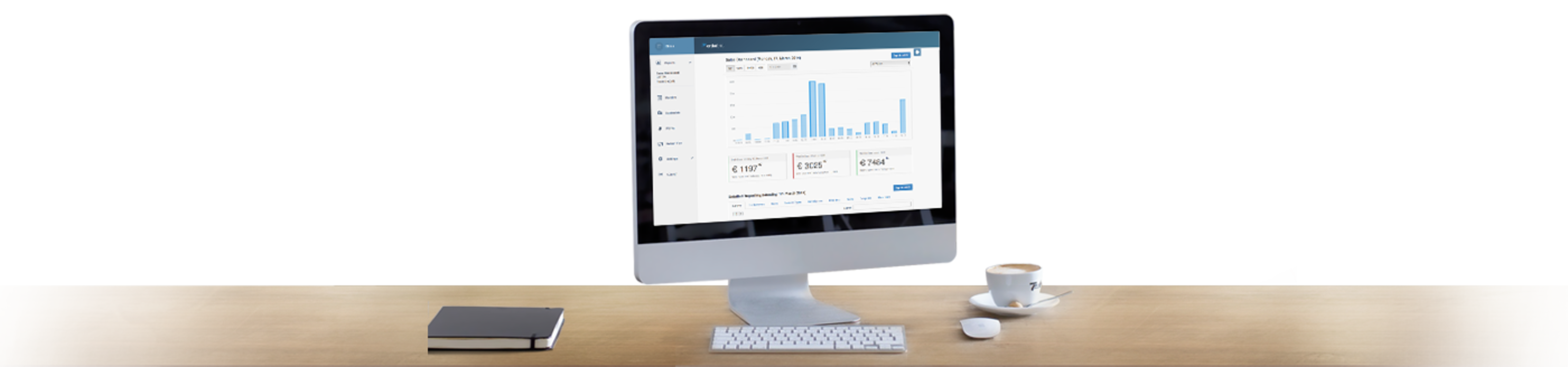 The orderbird iPad POS system for your business